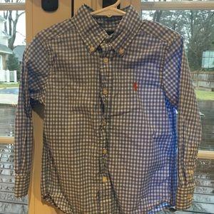 Other - Polo boys button down shirt